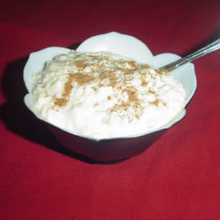 Creamiest Rice Pudding