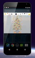 Screenshot of CoolSymbols Christmas Edition