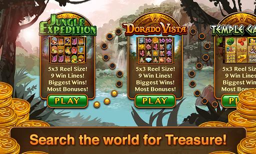 Slots Lost Treasure Slot Games - screenshot