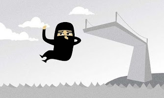 Screenshot of Burka eller Ninja