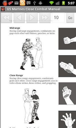 US Marines Close Combat Manual