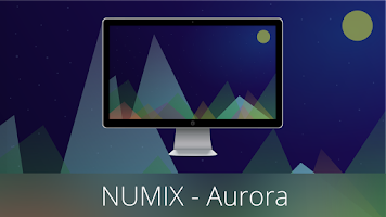 Screenshot of Numix Wallpapers