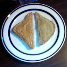 Better Peanut Butter Sandwich