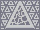 Thumbnail of the map 'Fractured Pyramid'