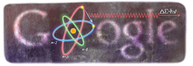 Niels Bohr's 127th Birthday