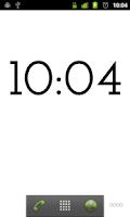 Screenshot of Clean Clock Donate