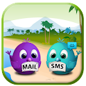 Speak SMS & mail icon