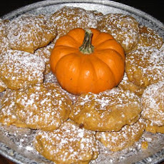 Madwizard's Pumpkin Cookies