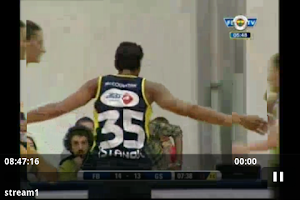 Screenshot of Fenerbahçe TV (FB TV)