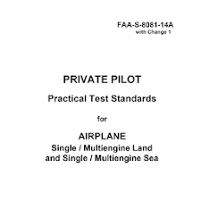 Private Pilot Test Standards