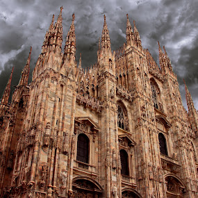 Milan Cathedral by Vernon Mata - Buildings & Architecture Places of Worship