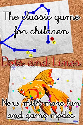 Dots-N-Lines Demo Connect Dots
