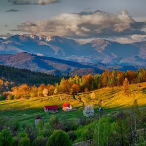 © Costel Ciobanu by Costel Ciobanu - Landscapes Mountains & Hills (  )