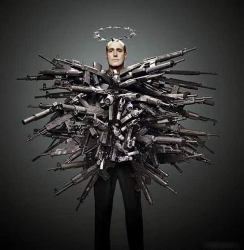 Senjata Paling Kuat di Dunia 5 Senjata Paling Mematikan di