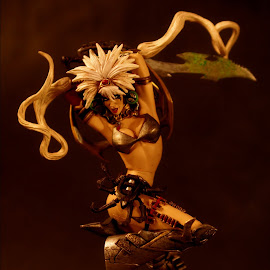 The ART of SPAWN   Tiffany ... by Joseph Muller - Artistic Objects Toys ( the art of spawn   tiffany ... )