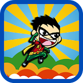 APK Game Titans Robin Jumper Fun for iOS