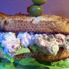 Linda's Tuna and Olive Sandwich (Sandwiches) or Finger Rolls