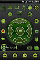 Screenshot of myRemote