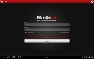 Screenshot of FilmOn Live TV FREE Chromecast