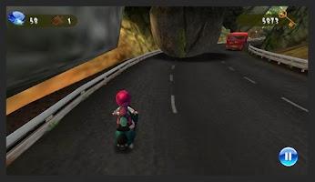 Screenshot of Speed Moto:Fast Ride 3D
