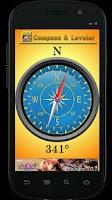 Screenshot of Compass and leveler