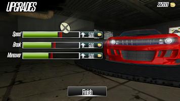 Screenshot of Highway Racer vs Police Cars