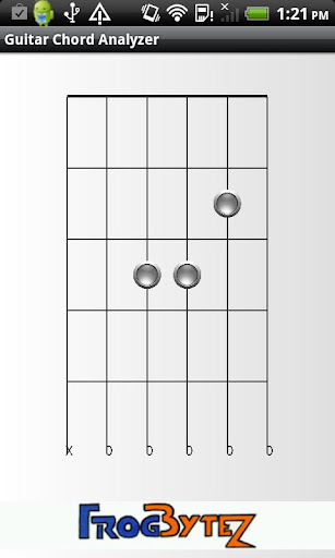 Guitar Chord Analyzer