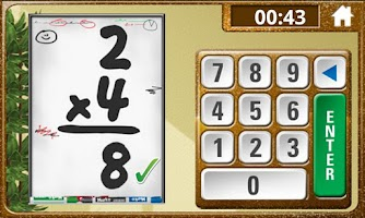 Screenshot of Multiplication Rap 2x