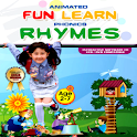 Animated Phonics Rhymes icon