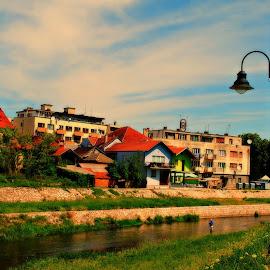 Feelings by Dalibor Davidovic - City,  Street & Park  Neighborhoods ( city )