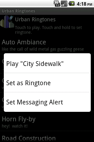 玩免費娛樂APP 下載Urban Ringtones app不用錢 硬是要APP