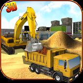 Heavy Excavator Crane Sim APK for Ubuntu