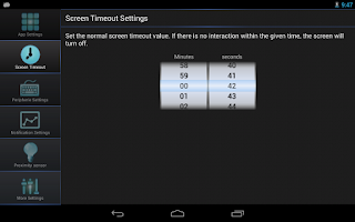 Screenshot of IntelliScreen - screen control