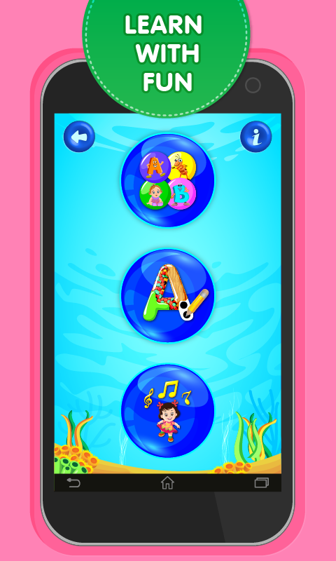 Chifro ABC: Kids Alphabet Game Screenshot 1