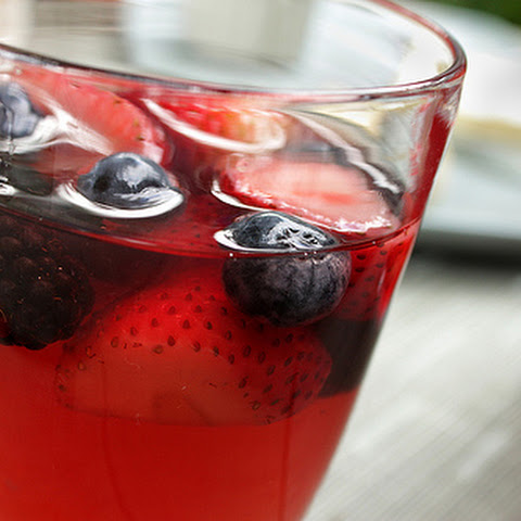 Red Wine Sangria Cocktail