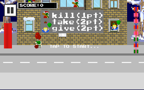 Santa's Helper - screenshot