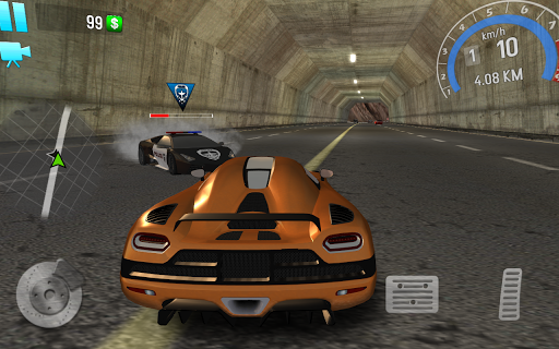 Racer UNDERGROUND - screenshot