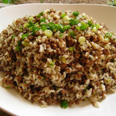 Cajun Dirty Rice Dressing