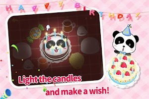 Screenshot of Birthday Party by BabyBus