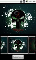 Screenshot of Punisher Wallpaper Pack