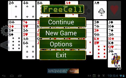 無料纸牌AppのフリーセルソリティアHD 記事Game
