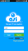 Screenshot of ASI IPCAM-VIEWER