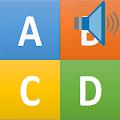 App ABC Learn write APK for Kindle