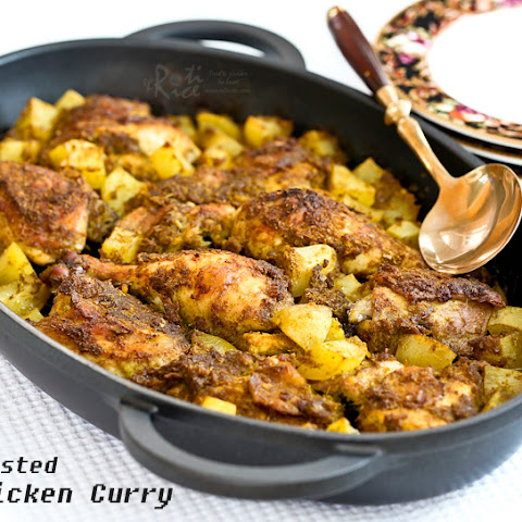 Roasted Chicken Curry