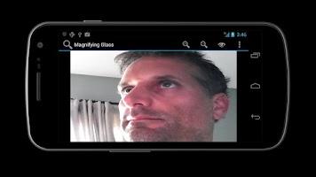 Screenshot of Magnifying Glass