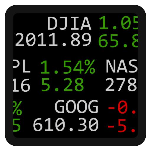 Stock Ticker Pro LOGO-APP點子