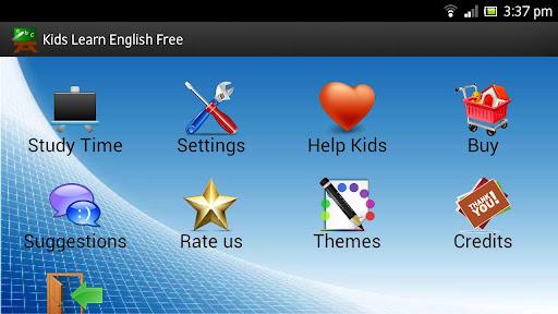 Kids Learn English Free