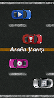 Screenshot of Araba Yarışı