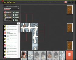 Screenshot of Saboteur online