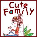Cute Calendar Family